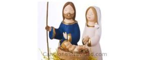 nacimiento navidad posada peregrinos