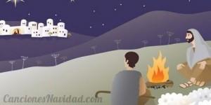 pastores navidad cancion musica