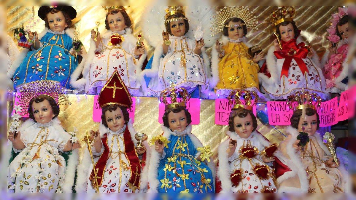 Canción para levantar al Niño Dios el Día de La Candelaria