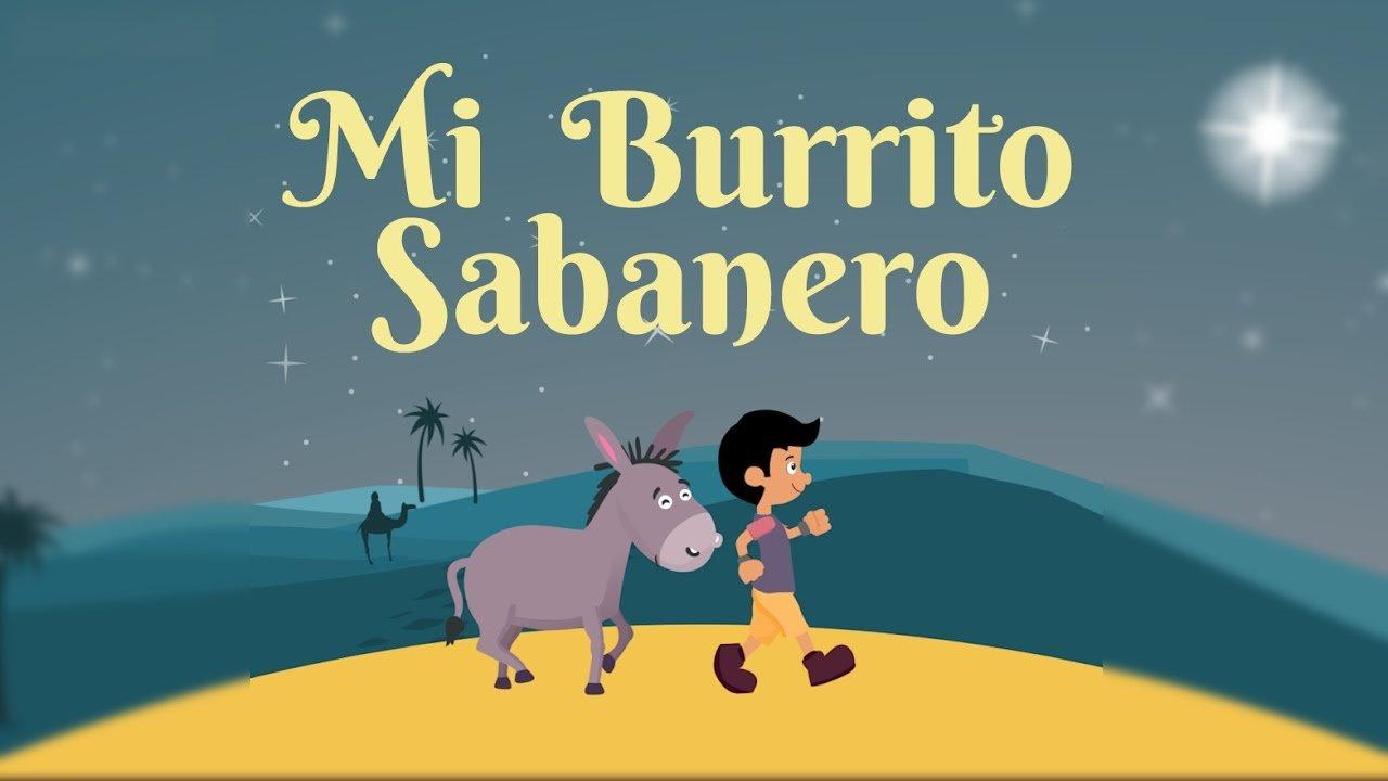 Mi burrito sabanero (canción y letra)